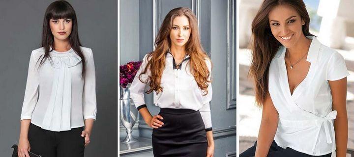 Одеваемся в офис: современные решения для бизнес-леди 6
