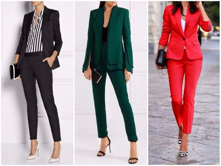 Одеваемся в офис: современные решения для бизнес-леди 18