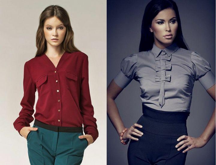 Одеваемся в офис: современные решения для бизнес-леди 8