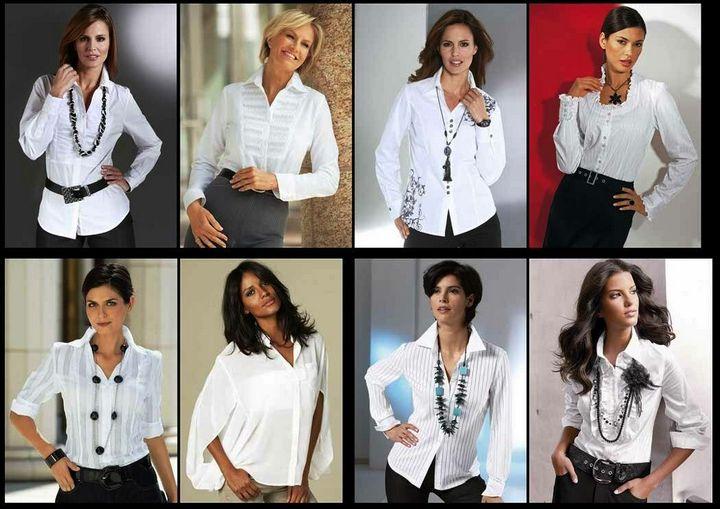 Одеваемся в офис: современные решения для бизнес-леди 5