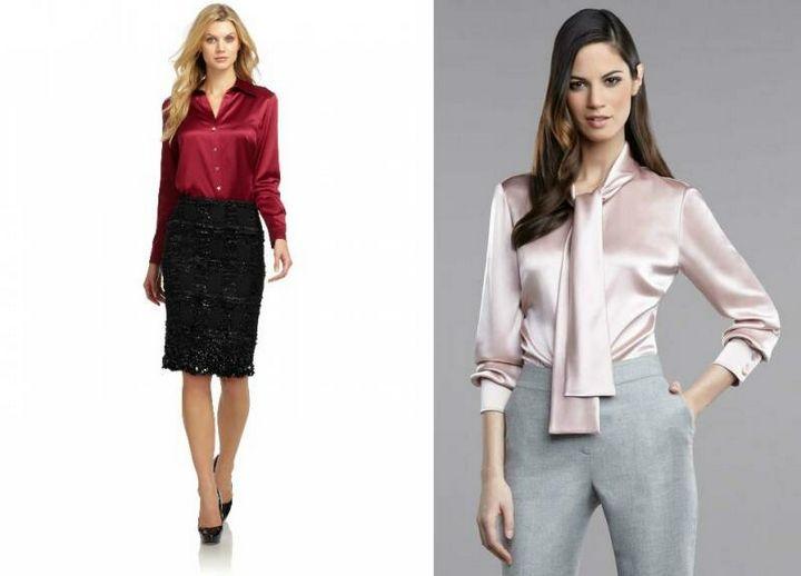 Одеваемся в офис: современные решения для бизнес-леди 3