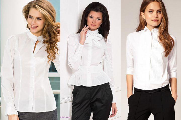Одеваемся в офис: современные решения для бизнес-леди 2