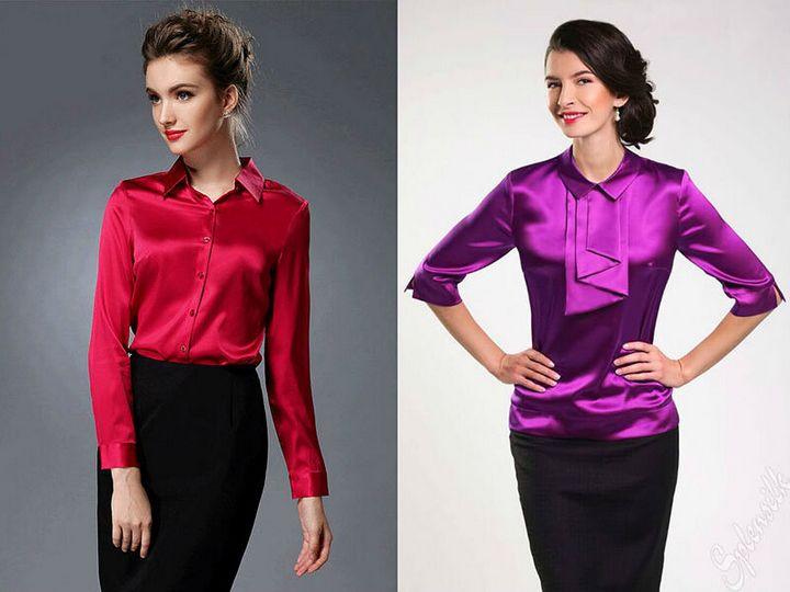 Одеваемся в офис: современные решения для бизнес-леди 10