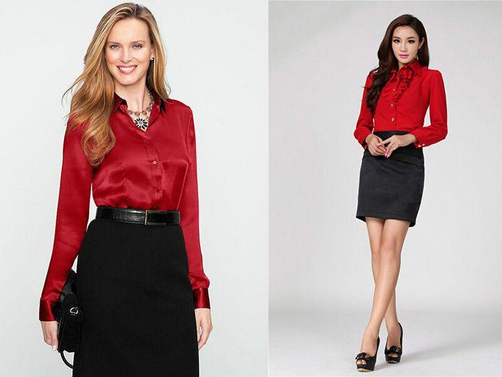 Одеваемся в офис: современные решения для бизнес-леди 11