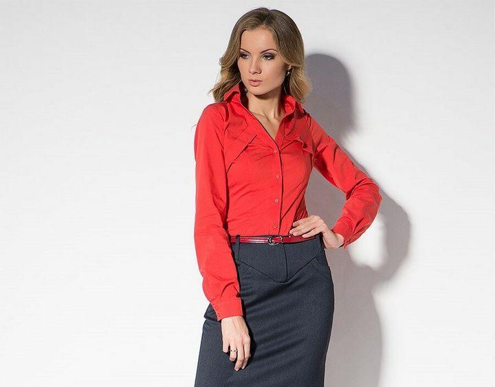 Одеваемся в офис: современные решения для бизнес-леди 13