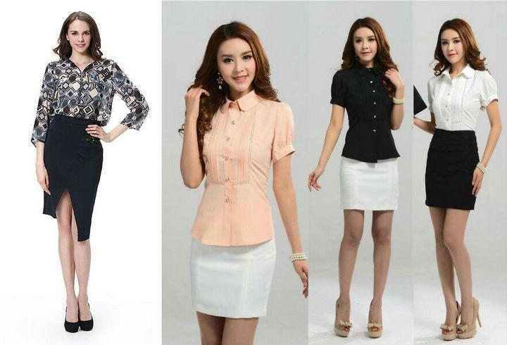 Одеваемся в офис: современные решения для бизнес-леди 12