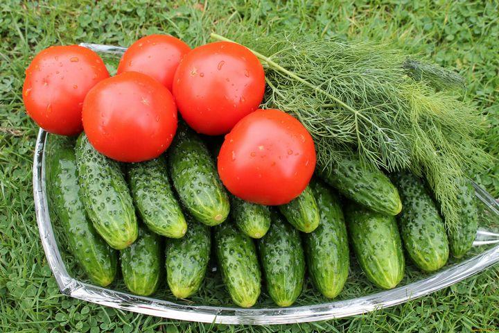 Огурцы и помидоры до глубокой осени 2