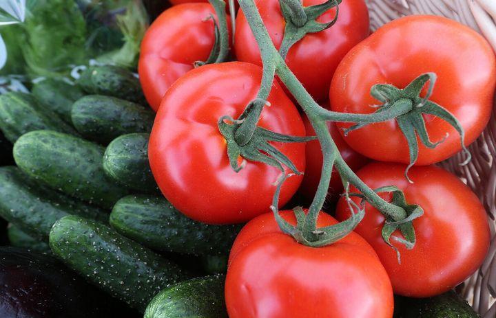 Огурцы и помидоры до глубокой осени 1