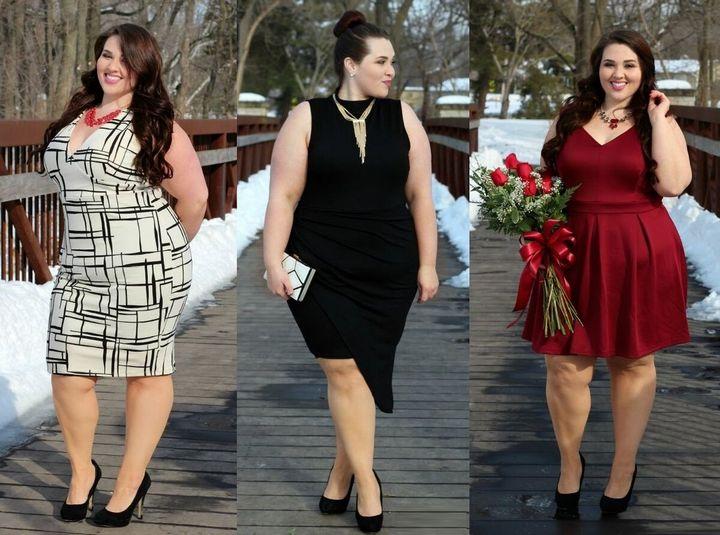 Plus-size - не приговор: 4 стильных образа 13