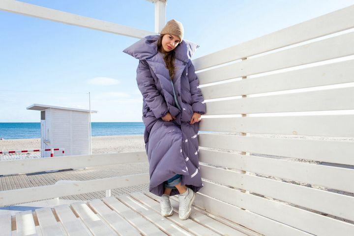 Подборка модных луков зима 2019 1