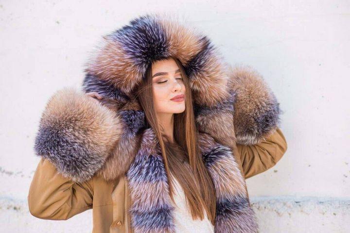 Подборка модных луков зима 2019 10