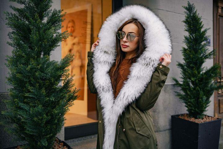 Подборка модных луков зима 2019 8