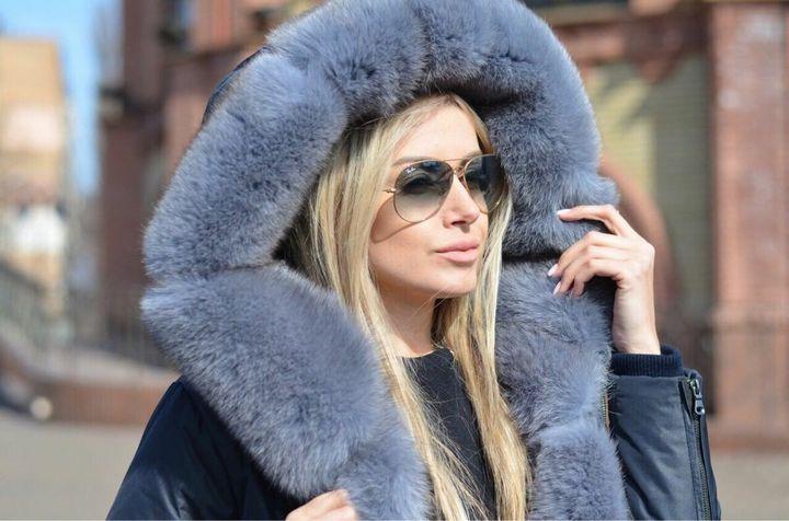 Подборка модных луков зима 2019 7