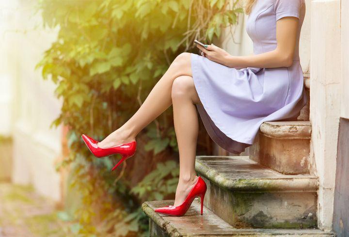 Последствия при скрещивании ног? 1