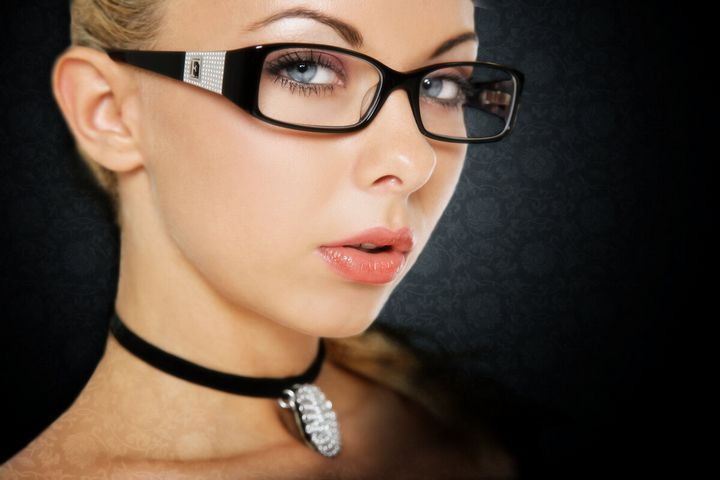 Привлекательны ли девушки в очках 1