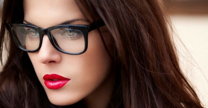 Привлекательны ли девушки в очках 7