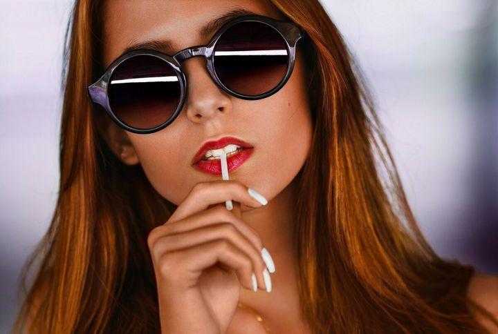 Привлекательны ли девушки в очках 8