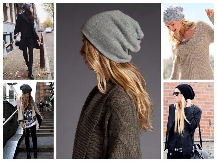 Самые модные шапки этой осени 12