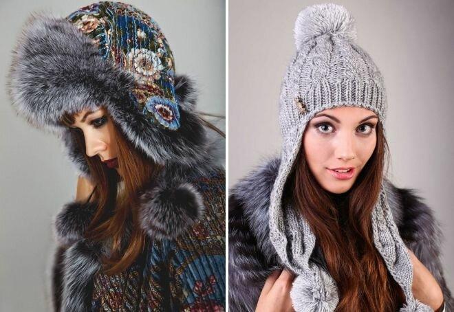 Самые модные шапки этой осени 15