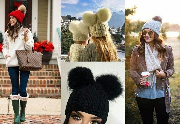 Самые модные шапки этой осени 19
