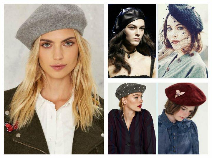 Самые модные шапки этой осени 2