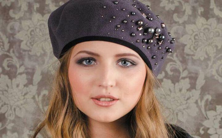 Самые модные шапки этой осени 5