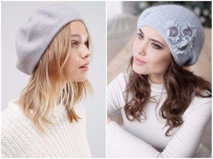 Самые модные шапки этой осени 4