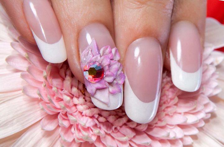 Сочные летние краски в ногтевом дизайне 22