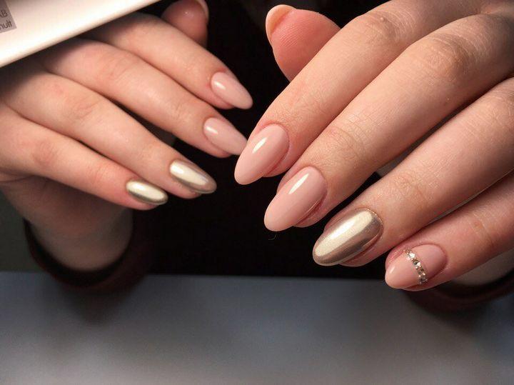 Сочные летние краски в ногтевом дизайне 35