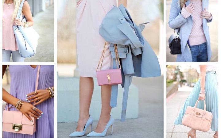 «Стильно и гармонично» или как правильно сочетать цвета в одежде? 25