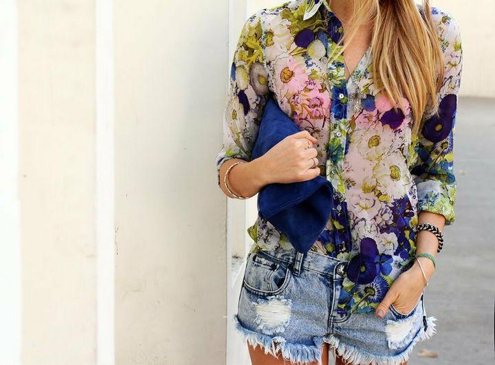 «Стильно и гармонично» или как правильно сочетать цвета в одежде? 19