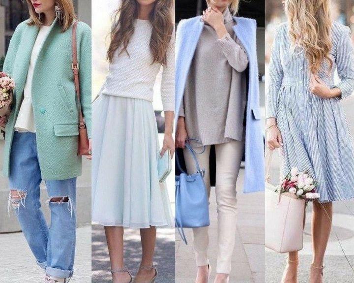 «Стильно и гармонично» или как правильно сочетать цвета в одежде? 21