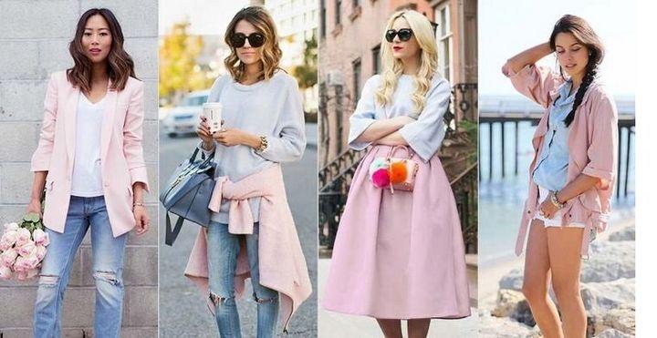 «Стильно и гармонично» или как правильно сочетать цвета в одежде? 20