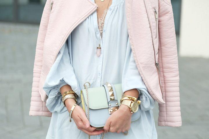 «Стильно и гармонично» или как правильно сочетать цвета в одежде? 24