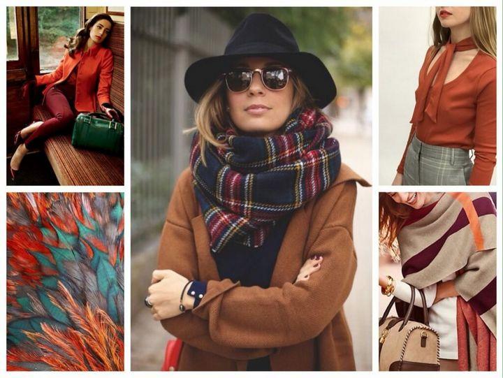 «Стильно и гармонично» или как правильно сочетать цвета в одежде? 12