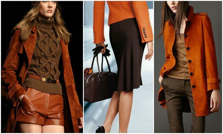 «Стильно и гармонично» или как правильно сочетать цвета в одежде? 11