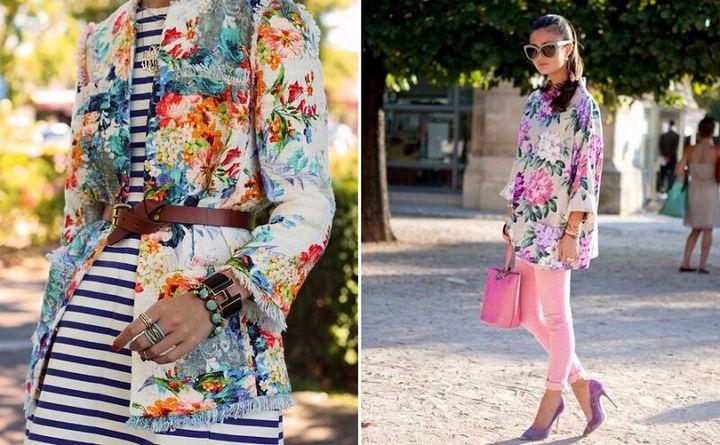 «Стильно и гармонично» или как правильно сочетать цвета в одежде? 13