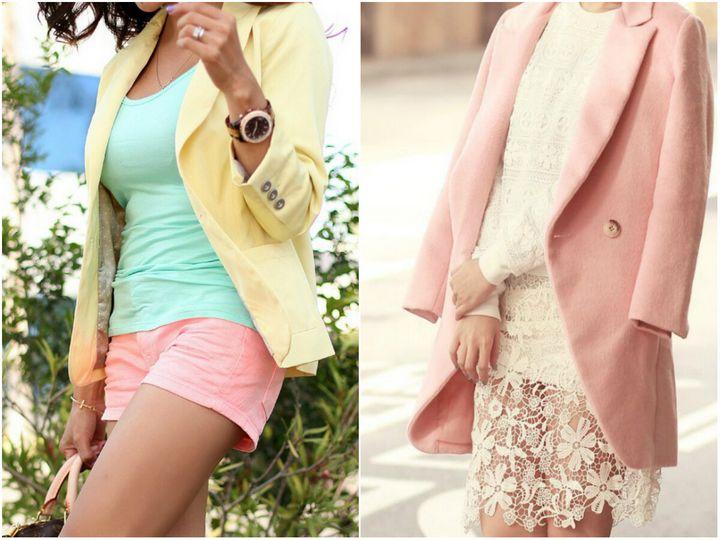«Стильно и гармонично» или как правильно сочетать цвета в одежде? 23