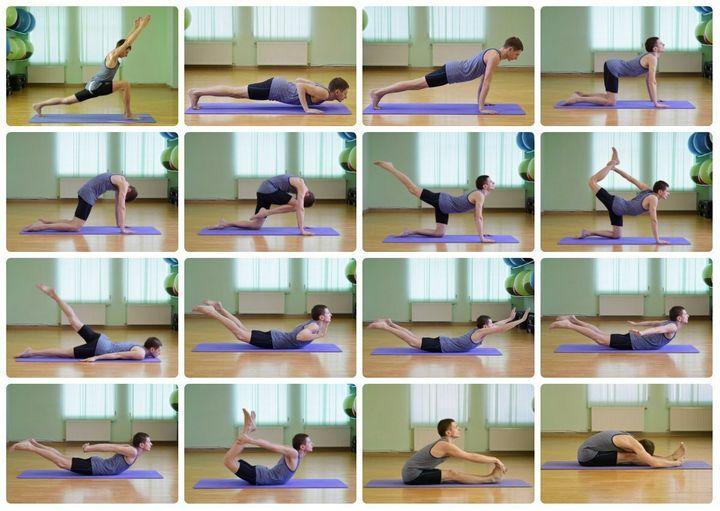 Упражнения для укрепления мышц спины 4