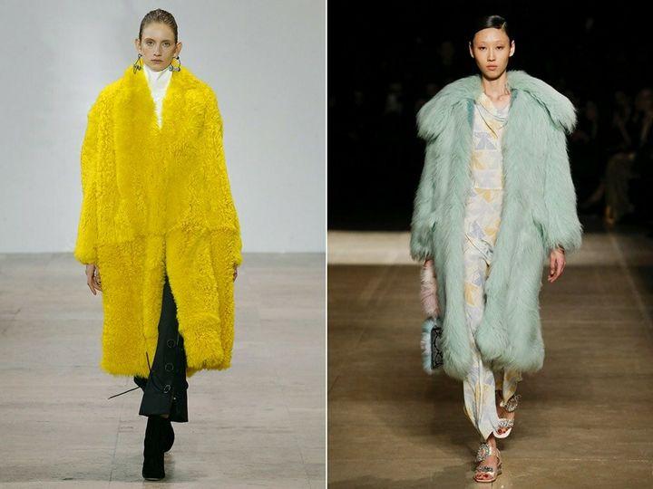 Зима уже близко: обзор модных шубок 2019-2020 5