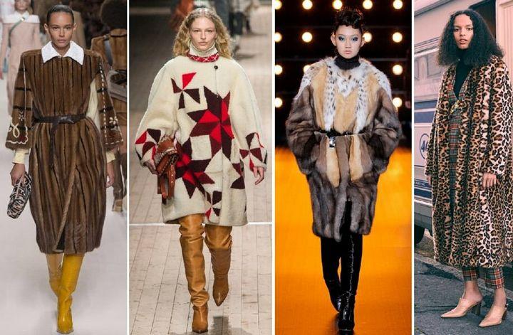 Зима уже близко: обзор модных шубок 2019-2020 4