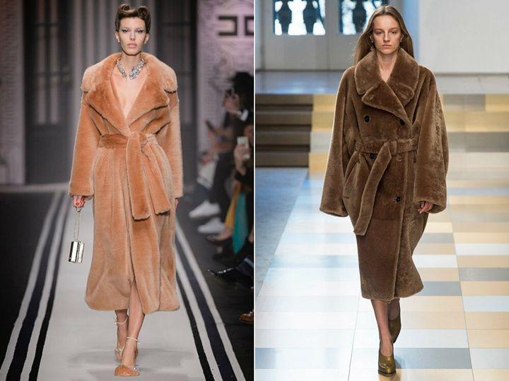 Зима уже близко: обзор модных шубок 2019-2020 3